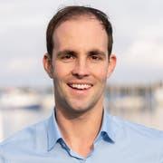 Philipp Gemperle, Leiter Kommunikation der Stadt Wil
