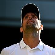 Novak Djokovic steht in der Causa Gimelstob weiter im Gegenwind. (Bild: Keystone)