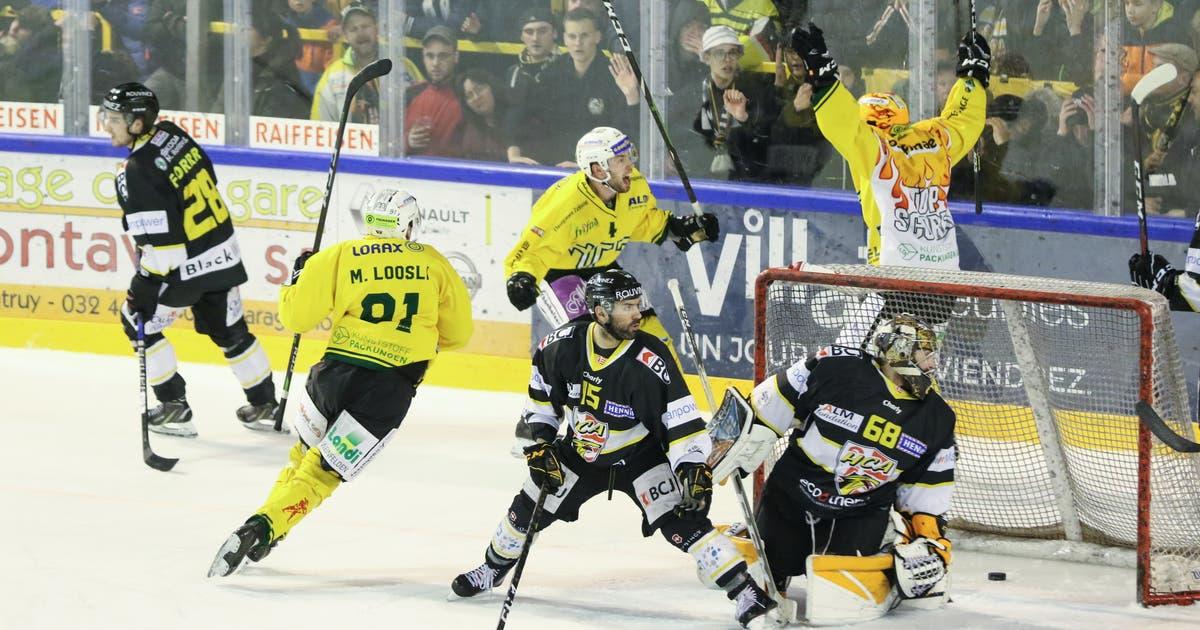 HC Thurgau Nach 21 Jahren Wieder Im Playoff-Halbfinal