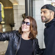 Am Montag rückte Ricardo Rodríguez in Lausanne bei der Nationalmannschaft ein. Die Nati sei seine Wohlfühloase, wie er sagt. (Bild: Freshfocus)