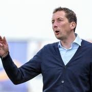 Konrad Fünfstück ist nicht mehr länger Trainer des FC Wil. (Bild: Daniela Frutiger/freshfocus)
