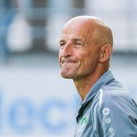FCSG-Trainer Peter Zeidler über die Wiederaufnahme der Meist ...