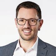 Patrick Mollet (FDP). (Bild: PD)