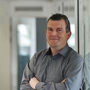 Markus Inhelder will Sennwalder Gemeindepräsident werden. Am Mittwoch hat er seine Kandidatur bekanntgegeben. (Bild: Heini Schwendener)