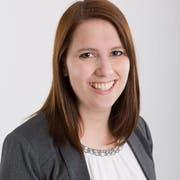 Sabrina Gohl, neue Stadtschreiberin in Diessenhofen ab Mai 2019. (Bild: PD)
