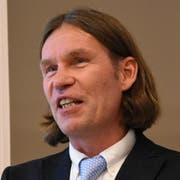 Christian Gertsch, Gemeindepräsident Hemberg. (Bild: Urs M. Hemm)