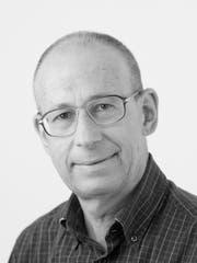 Martin Knoepfel, Redaktor beim Toggenburger Tagblatt. (Bild: Urs Bucher)