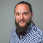 Markus Graf, Sekundarlehrer und neues Schulkommissionsmitglied in Salenstein. (Bild: PD)