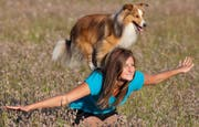 Dogdance ist eine Sportart aus den USA, bei der sich Hund und Mensch rhythmisch zu Musik bewegen. (Bild: PD - 24. Juni 2019)