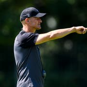 St.Gallens neuer Trainer Peter Zeidler. (Bild: Keystone)