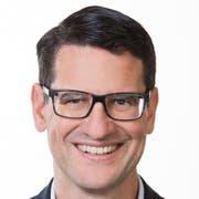 Sandro Contratto, FDP-Fraktionspräsident im Gossauer Stadtparlament.
