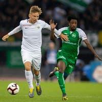 Wenn Zentimeter entscheiden– Der FC St.Gallen vergeigt das ...