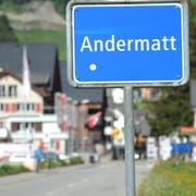 Andermatt steht finanziell gut da. (Bild: Urs Hanhart (5. Juni 2018))