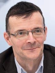 Stadtrat Markus Buschor. (Bild: Urs Bucher - 1.4.2019)