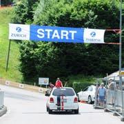Bestes Wetter fürs Bergrennen Hemberg. (Bild: Michael Hug)