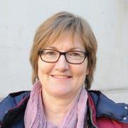 Die Sarner Gemeinderätin Anna Kathriner, Departementsvorsteherin Werke.