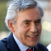 Der ehemalige britische Premierminister Gordon Brown. Bild: Dan Kitwood/Getty (London, 2. September 2018)