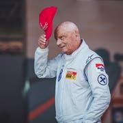 Niki Lauda beim Formel 1 Grand Prix in Spielberg in Österreich. (Bild: Imago, 30. Juni 2018)