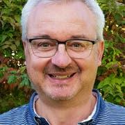 Hans Bänziger, Marktchef der Chilbi Gais. (Bild: PD)