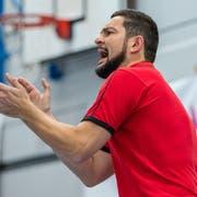 Swiss-Central-Trainer Danijel Eric. Bild: Philipp Schmidli