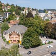 Das Platztor-Areal im Norden der Altstadt: Bei einem Ja zum HSG-Campus werden die Gebäude abgerissen. (Bild: Urs Bucher - 28. August 2018)