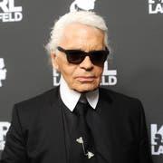 Karl Lagerfeld ist tot. (Bild: EPA/Tobias Hase)