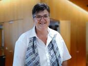 Marianne Gaccioli, Mitarbeiterin Empfang. (Bild: Martina Eggenberger)