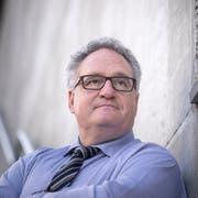 Roger Hochreutener verlässt den TISG auf Ende Jahr. Bild: Michel Canonica (5. November 2015)