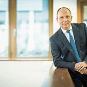 Thomas Koller ist der neue CEO der TKB. (Bilder: Reto Martin)