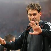 René Weiler wird neuer FCL-Trainer. (Bild: Daniel Karmann / EPA)
