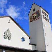Die Pfarrkirche St. Peter und Paul befindet sich in Ganterschwil. (Bild: PD)