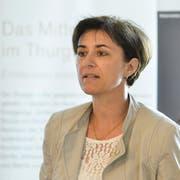 Regierungsrätin Monika Knill. (Bild: Donato Caspari)