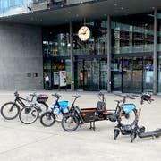 So wird das Verleih- und Free-Floating-Angebot in der Stadt Zug ab September 2019 aussehen. (Bild: z.V.g.)