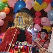 Unter dem Motto «Zirkuswelt» ging es in Erstfeld hoch zu und her. (Bild: Paul Gwerder, 28. Februar 2019)