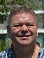 Ady Zurfluh, stellvertretender Kanzleidirektor, Altdorf.