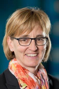 Die 51-jährige Yvonne Hunkeler ist Vizepräsidentin der CVP des Kantons Luzern und wohnt in Grosswangen. Im Kantonsrat präsidiert sie die Aufsichts- und Kontrollkommission. Zudem ist Hunkeler Verwaltungsratspräsidentin der Verkehrsbetriebe Luzern und der Basler Verkehrs-Betriebe. (Bild: PD)