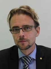 Der Urner Finanzdirektor Urs Janett. (Bild: Markus Zwyssig)