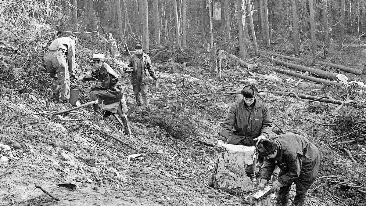 Vor genau 50 Jahren in Würenlingen: Als der Terror die Schweiz heimsuchte   St.Galler Tagblatt