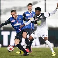 3:1 Heimsieg beim Re-Start: Der FC Wil ringt den FC Aarau nieder