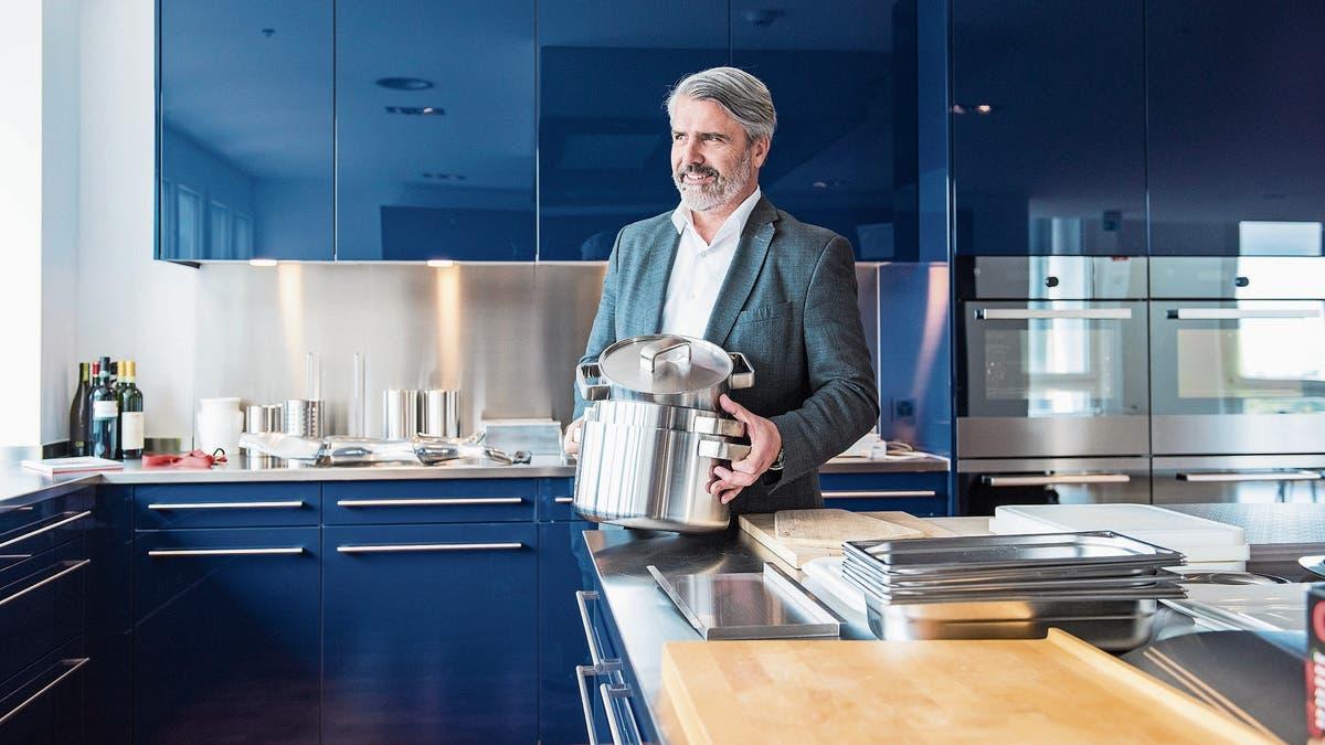 In der Küche brennen die Preise an: Bekanntes Geschäft für