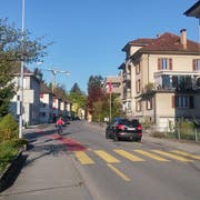 Die Achse Schachen- und Amlehnstrasse in Kriens bleibt für Autos durchgehend befahrbar. Bild Stefan Dähler