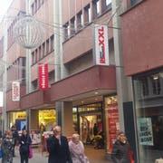 Interdiscount und Vögele Shoes ziehen sich aus der Luzerner Altstadt zurück. (Bild: Stefan Dähler (Luzern, 23. November 2018))