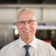 Ralf Eigenmann, Leiter VBSG. (Bild: Benjamin Manser)