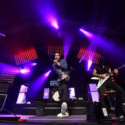 2016 stand unter anderem Luca Hänni auf der Bühne des BBC Open in Gossau.