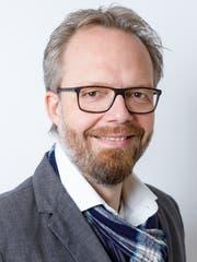 Dr. Lars Pracejus.