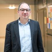 Beat Demarmels, Geschäftsführer der Viva Luzern AG. (Bild: Boris Bürgisser, 26. Januar 2016)
