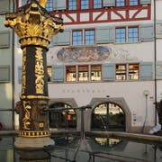 Nun ist es klar: Ab 1. November bedient die Seba Crypto AG im Stadthaus am Kolinplatz die Kunden. (Bild: Stadt Zug)