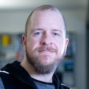 Redaktor Andreas Faessler (Bild: Maria Schmid)