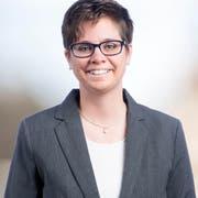 Eveline-Liliane Wüthrich (EVP). (Bild: PD)