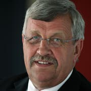 Politiker Walter Lübcke. Bild: EPA/Regierungspräsidium Kassel